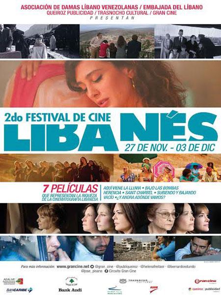 Desde el viernes 27 de noviembre, el  2do. Festival de Cine Libanés