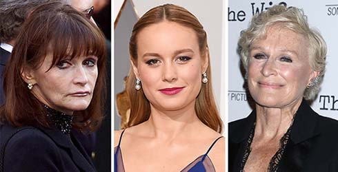 Actrices: Margot Kidder se suicidó, Brie Larson estará en 'Just Mercy' y galardonan a Glenn Close