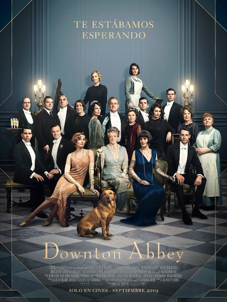 Downton Abbey (3ra. Semana)